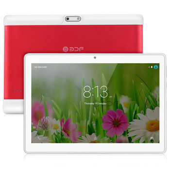 Orijinal 10 Inç Android 6.0 Quad Core 3G çağrı Tablet Pc WiFi SIM Kart Pc Tablet 2G + 16G 1280*800 IPS LCD 2 GB + 16 GB 7 9 10